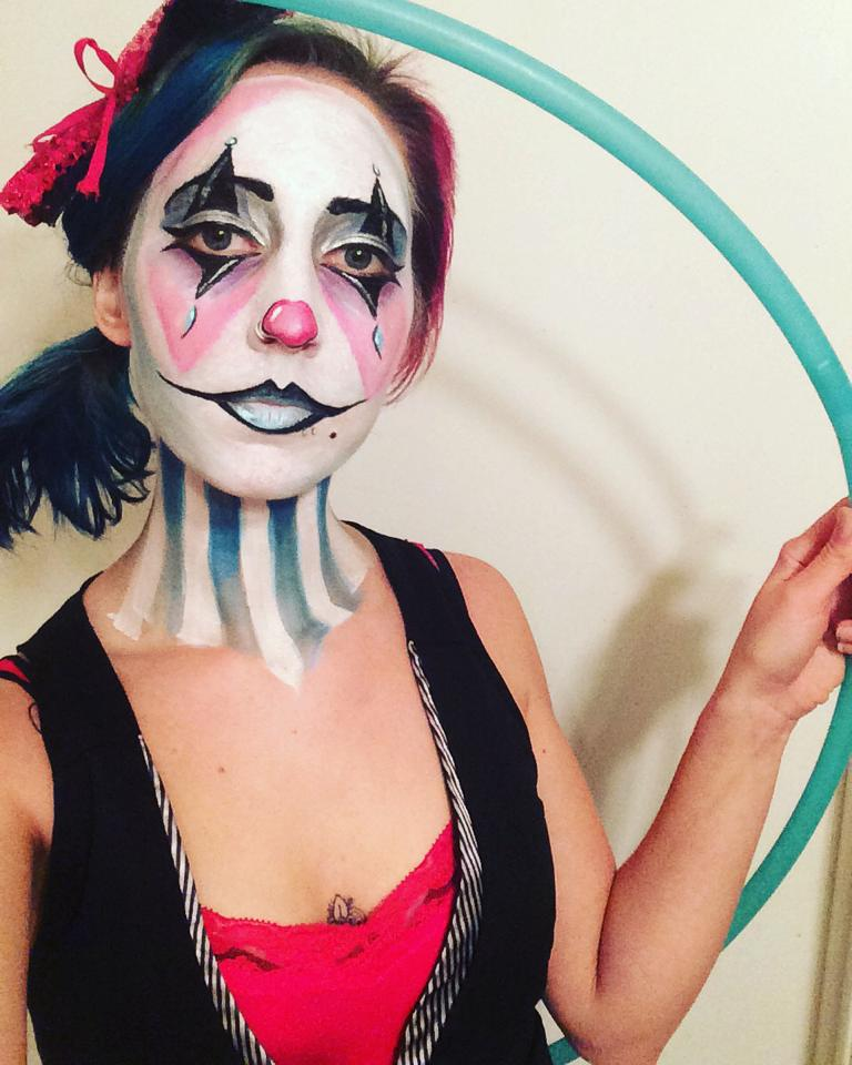 Charlotte D. - Circus Clown