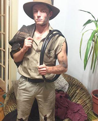Lars C. - Indiana Jones