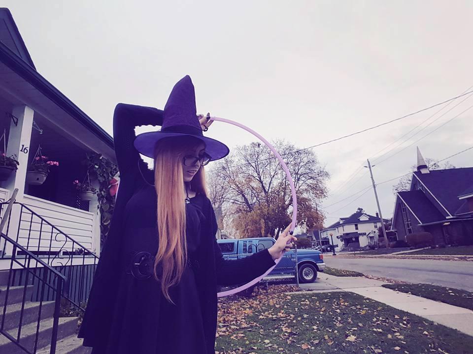 Sarah M. - Witch